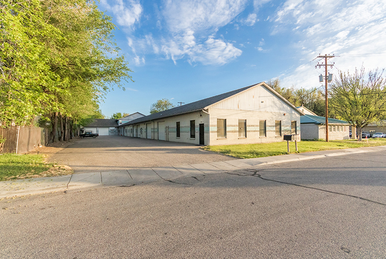 Investor purchases industrial space. TOK Commercial.