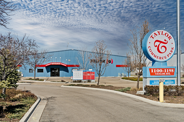 Taylor Commerce Park Renews Industrial Lease at 1120 W Taylor Ave