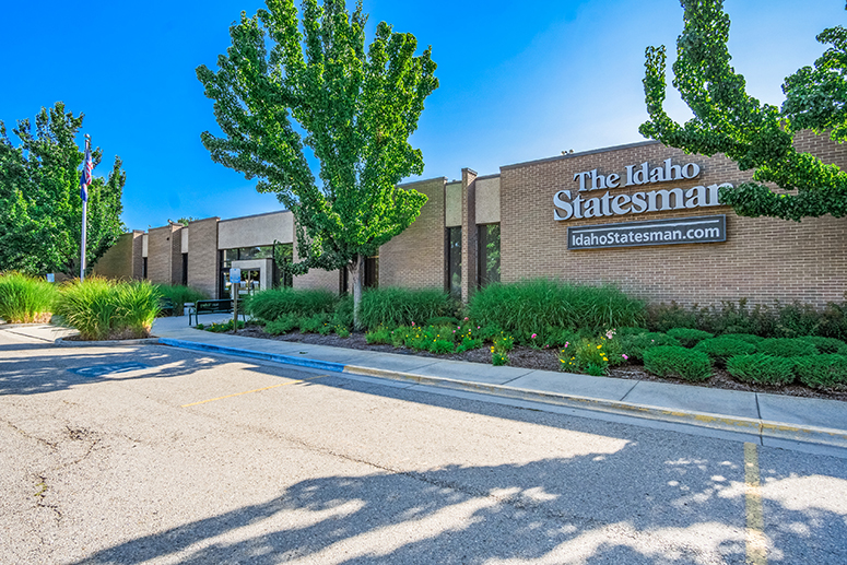 Previous Idaho Statesman Building is Sold to Investor