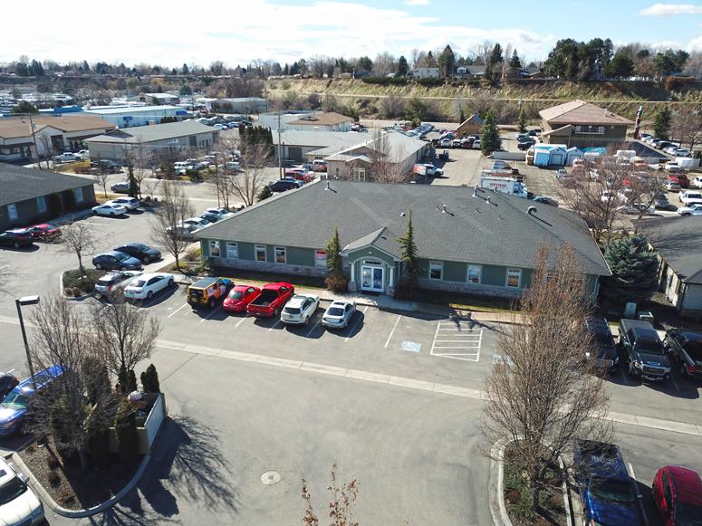 Midtown 50 Business Park Boise Idaho