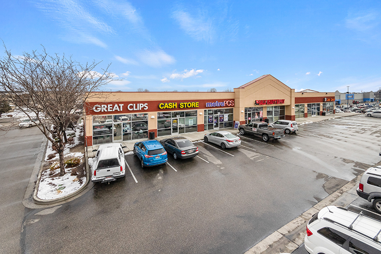 TOK Commercial represents the tenant and landlord in Nampa, ID