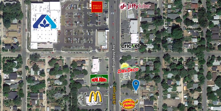 1320 S Broadway Avenue Boise Idaho