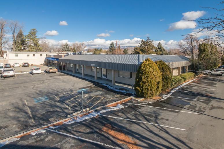 1325 Vista Ave. Boise Idaho office building