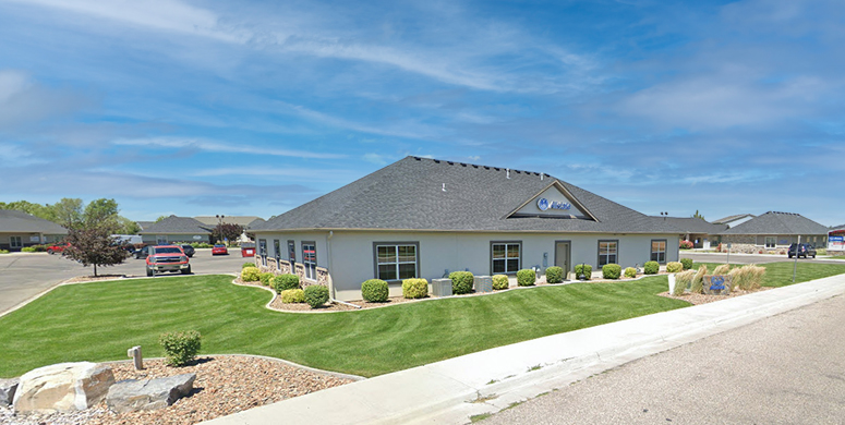 Harrigfield buys 2,400 SF of Office Space in Idaho Falls