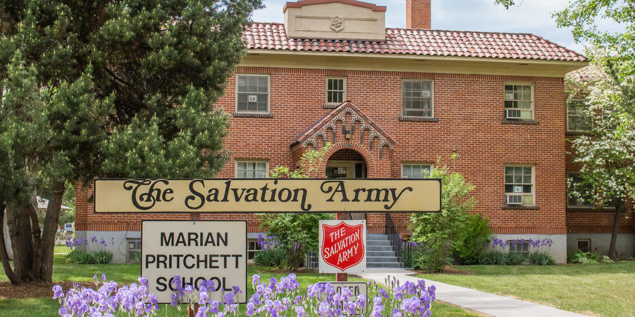 Salvation Army North End Boise School Sells