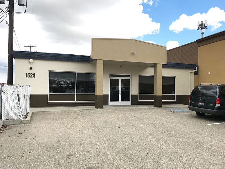 Retail Space is Leased at 1624 Meridian Rd. TOK Commercial.