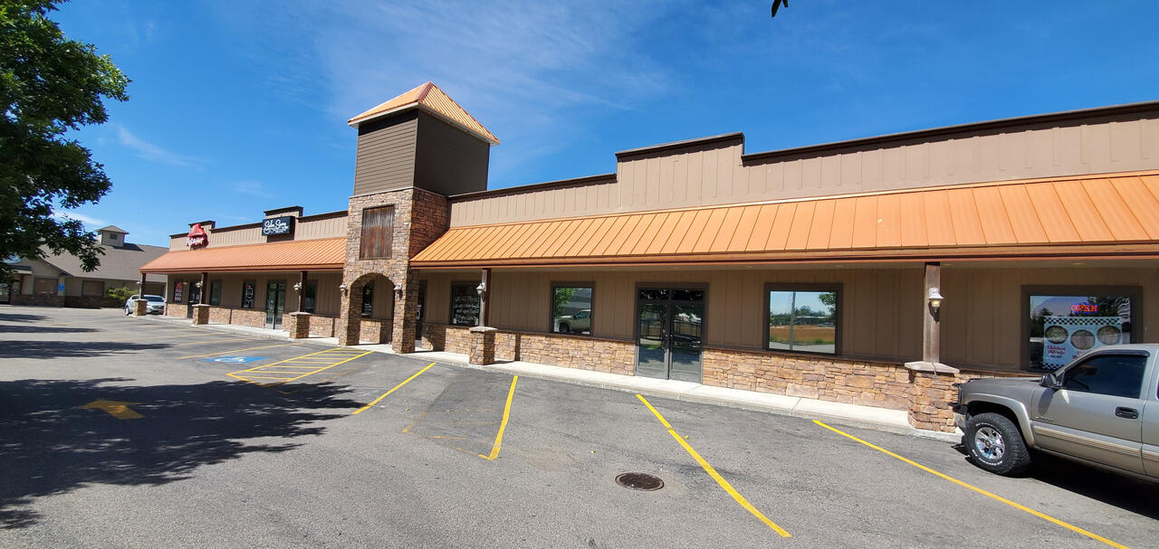 Space for lease in Rigby Idaho on Stockham Blvd.