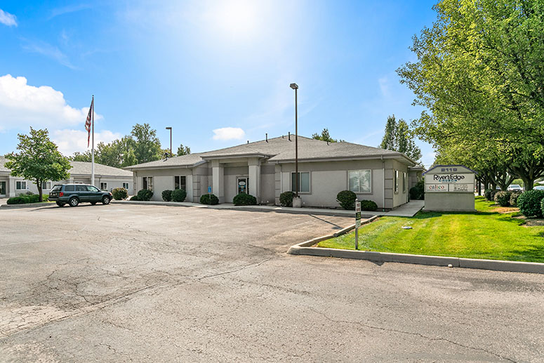 A Private investor obtains 13,500 SF of office/flex buildings