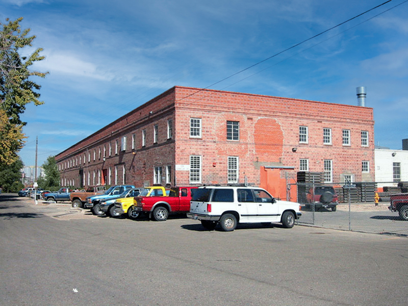 224 Carnation, an industrial building in the Treasure Valley