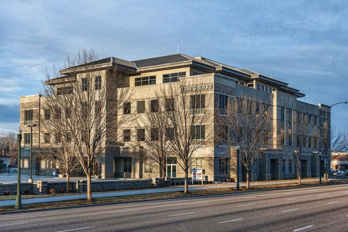 One Front Street Center Boise Idaho