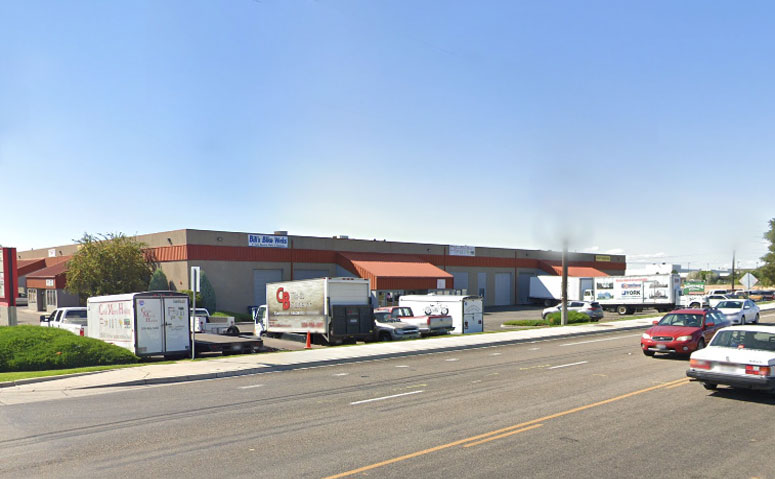 Investor purchases industrial condos in Boise Idaho