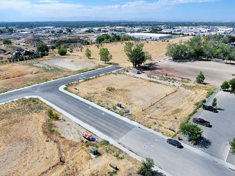Gateway Industrial Park Nampa Idaho