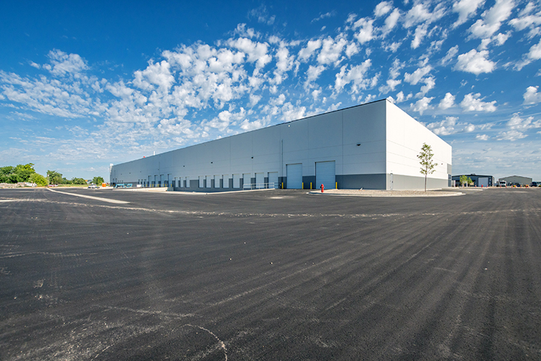 Industrial Space leased at 4022 Challenger Way