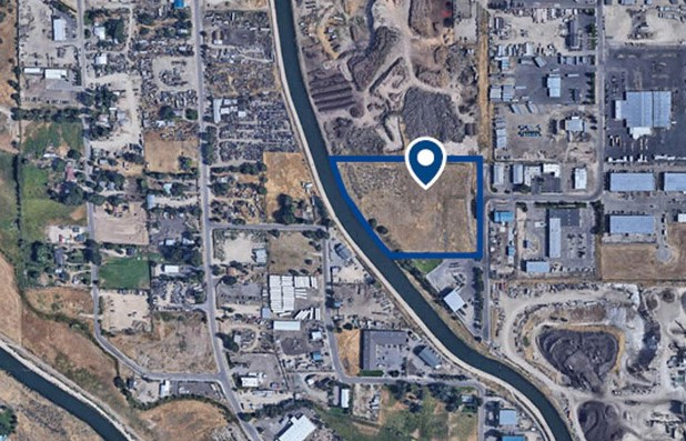 TOK Commercial represents the buyer of 8 acres of land