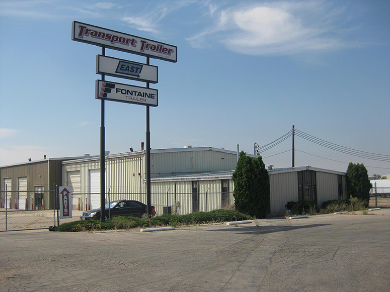 TOK Commercial represents the tenant and owner in an industrial lease transaction.