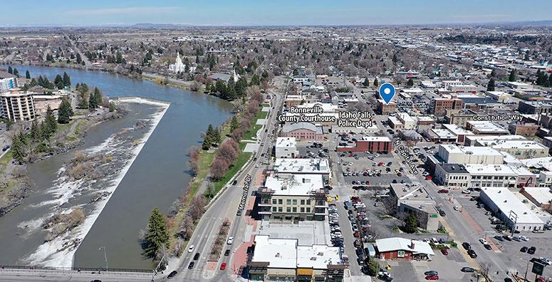 Idaho Professional Office Building Idaho Falls Idaho
