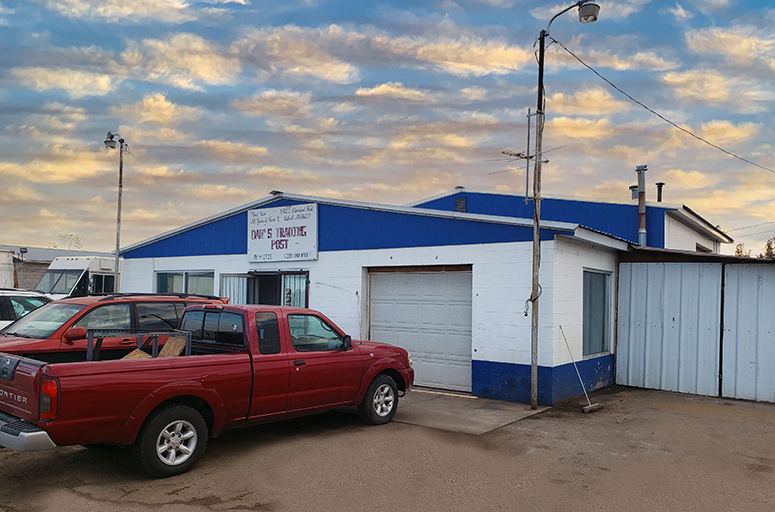 Industrial Space and Yard Leased at 5312 Cleveland Blvd