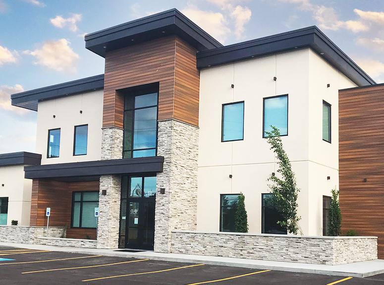 Photo of the 535 Sunnyside Road Office Building in Idaho Falls, Idaho