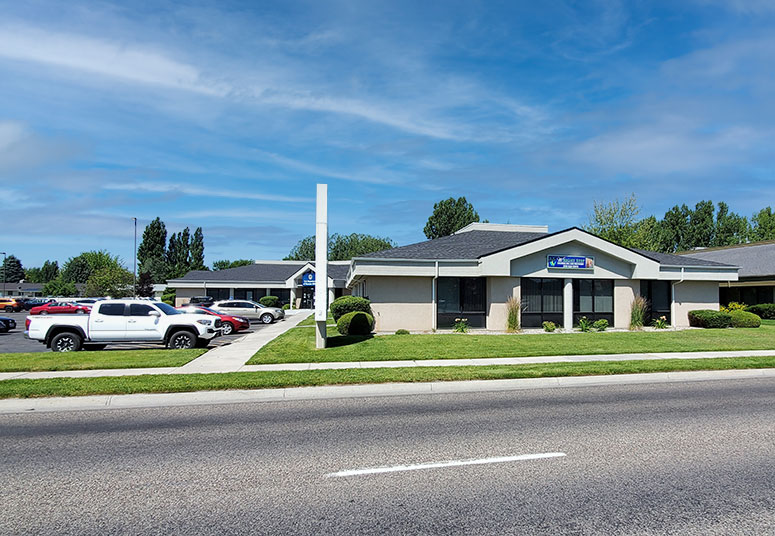 Woodruff Plaza office building in Idaho Falls purchased by investor