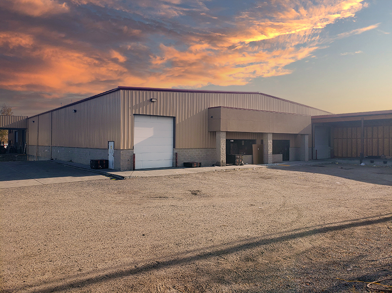 Land at 6180 Gowen Rd becomes leased