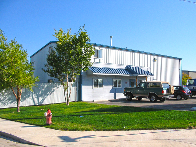 Industrial Space Leased to Holt Services