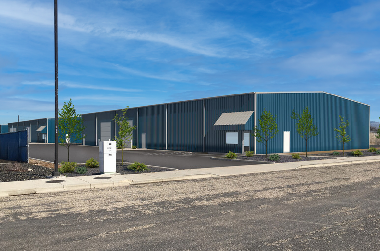 TOK Commercial represents the tenant in an industrial lease.