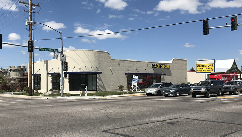 Flaggleclaggle Leases Retail Space in Pocatello