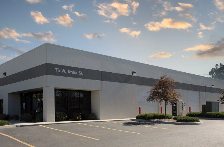 TOK Commercial renews tenant's industrial lease