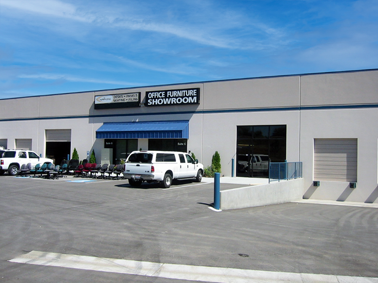 Bethel Court Distribution and TOK Commercial Renews Industrial Lease