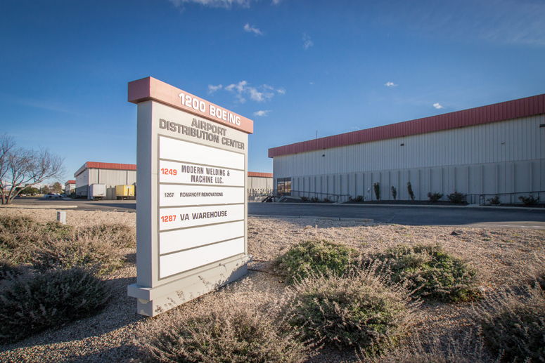 Airport Distribution Center Boise Idaho