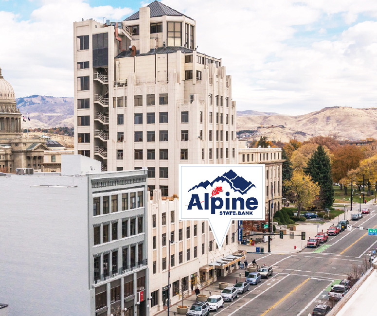 Alpine State Bank plans new location in downtown Boise