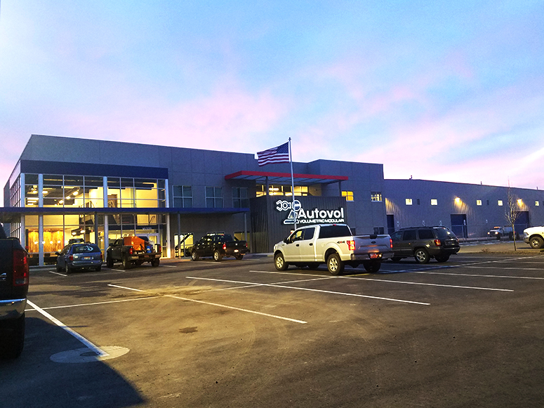 Autovol's Newly Constructed Manfacturing Factory