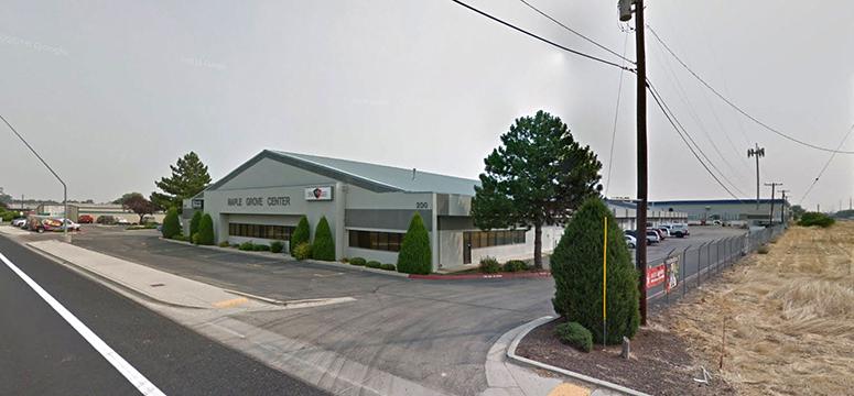 Maple Grove Industrial Center Boise Idaho