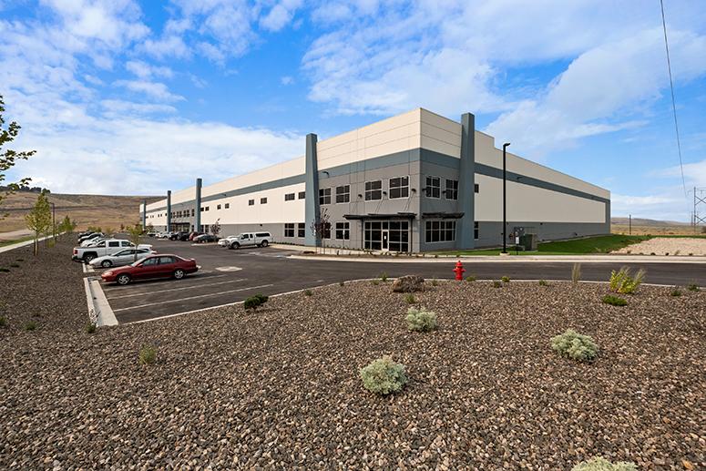 Boise Gateway Industrial Signs Lease