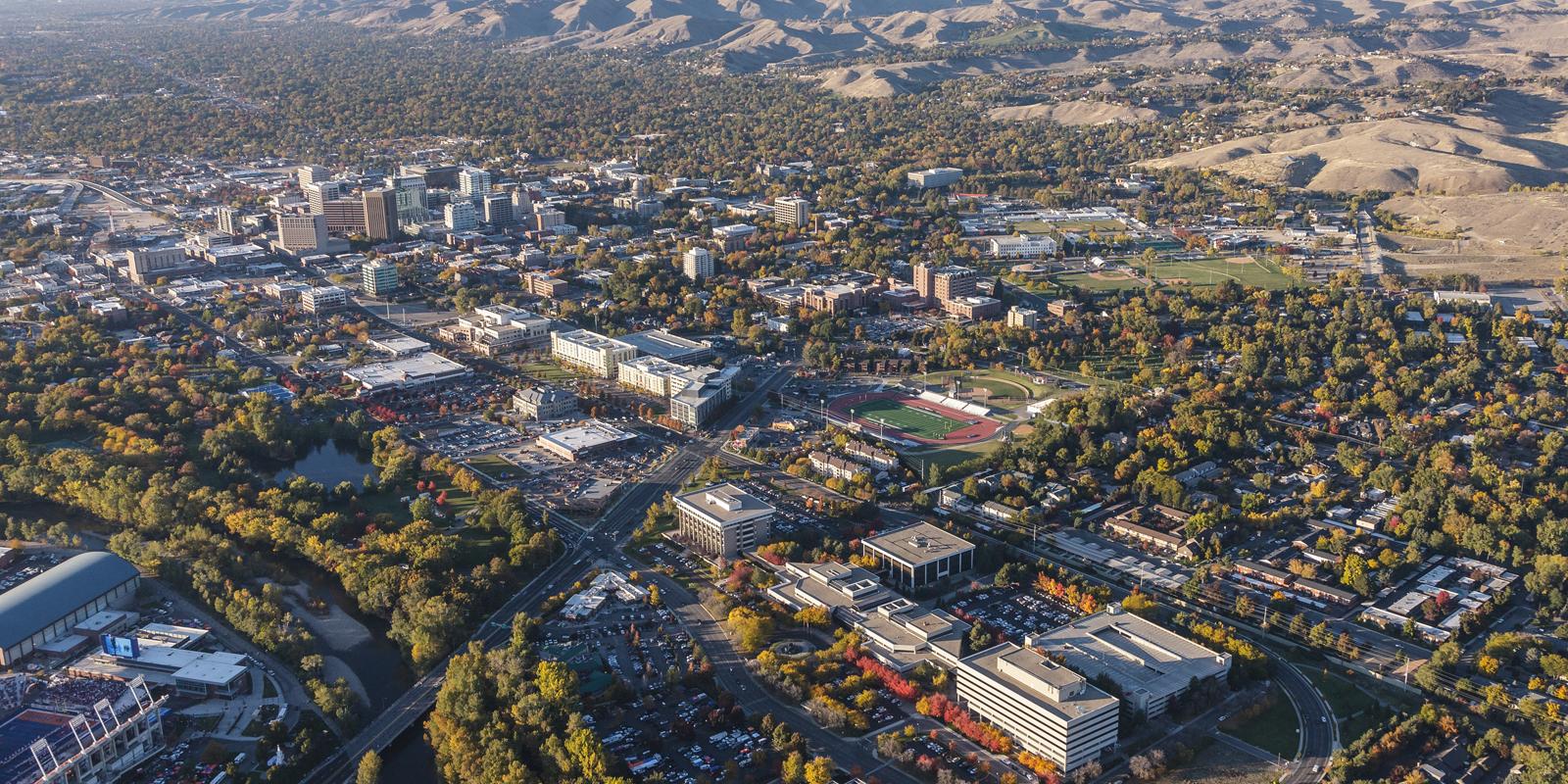 Boise Idaho MSA commercial real estate
