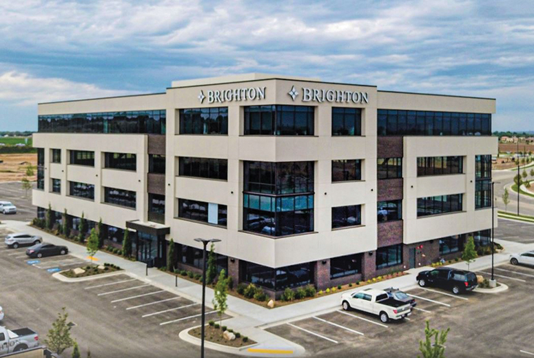 Brighton Building Meridian Idaho