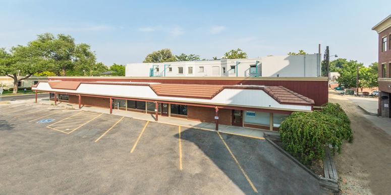 Brownfield's Building Boise Idaho
