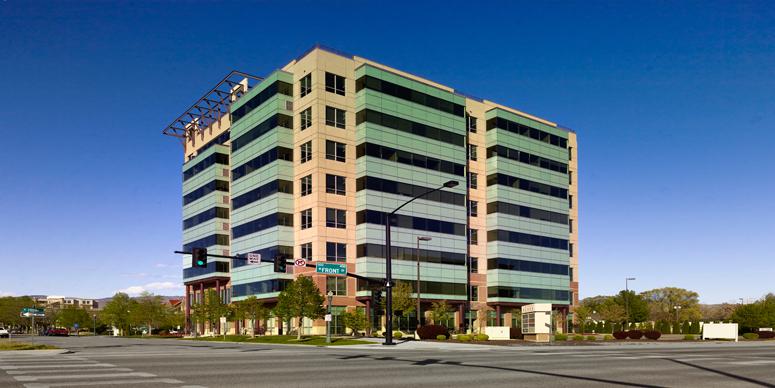 CW Moore Plaza Boise Idaho