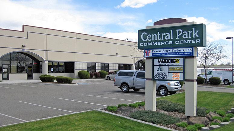 Central Park Commerce A Boise Idaho