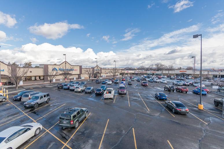 Cherry Plaza Shopping Center Meridian Idaho