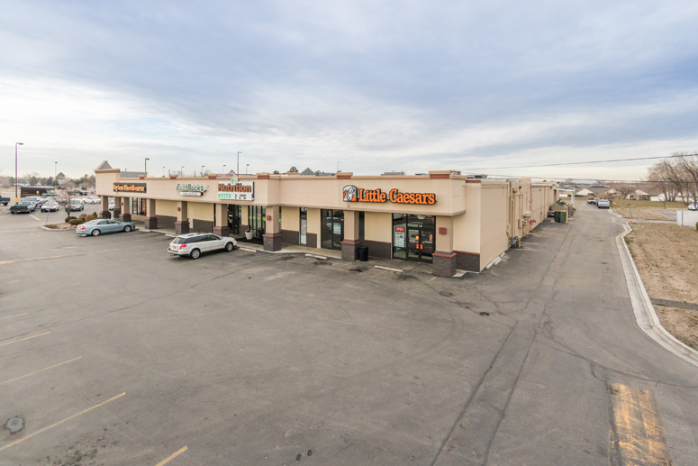 Cherry Plaza Shop Center Meridian Idaho