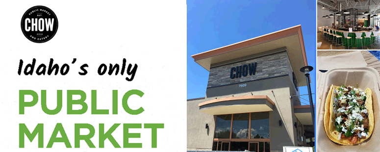 CHOW Idaho's public market