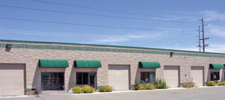 Cortland Business Park Nampa Idaho