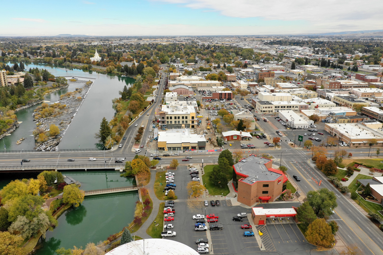 The Broadway Idaho Falls Commercial Real Estate