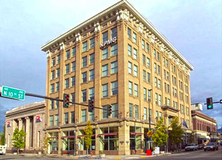 Empire Building Boise Idaho