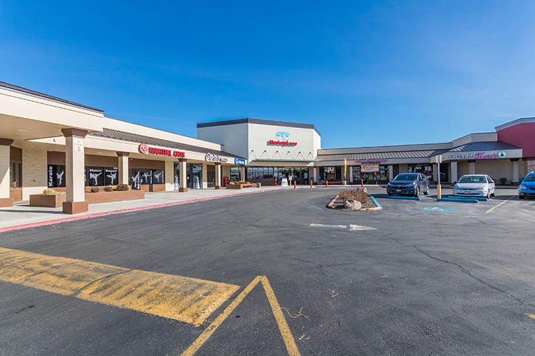 Five Mile Plaza Leases Space