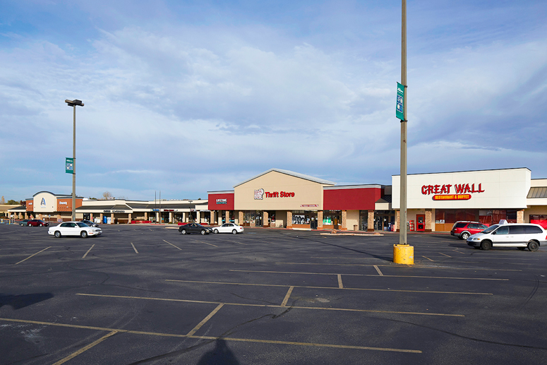 Boise retail shopping center sold 2018