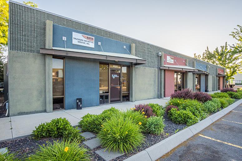 Industrial Space renewed in the Flex Work Business Park