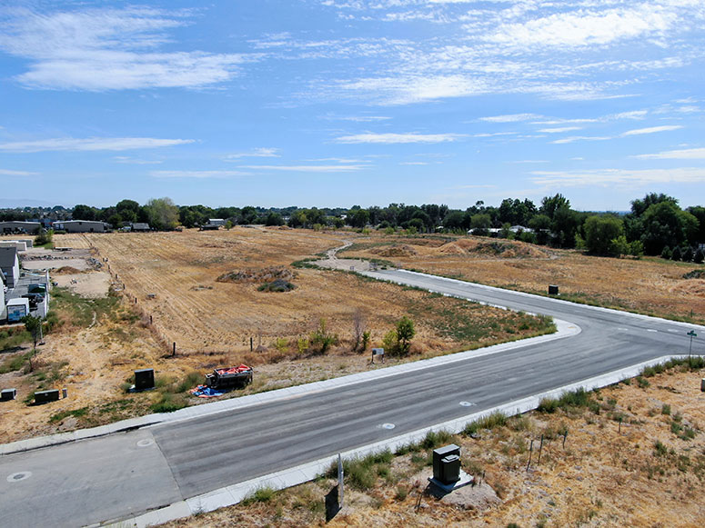 Industrial parcels in Nampa Idaho