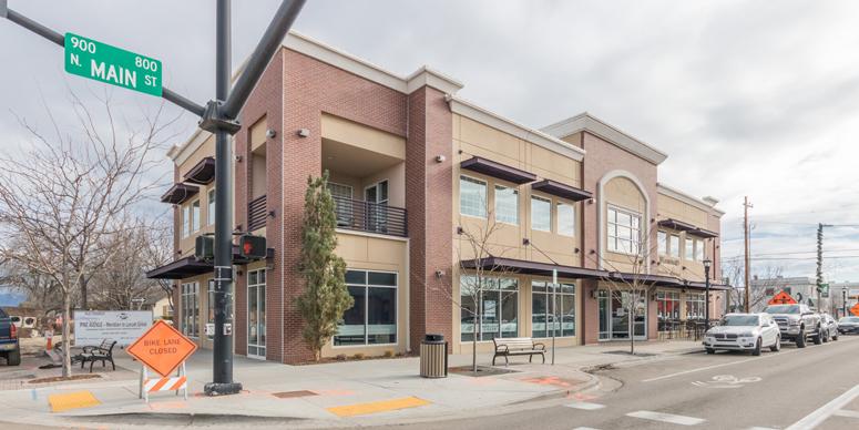 Generations Plaza ll Meridian Idaho